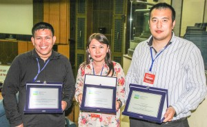 PAKISAMA's wins ILC award