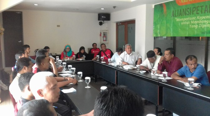 Aliansi Petani Indonesia to work for greater self-sufficiency and sustainability