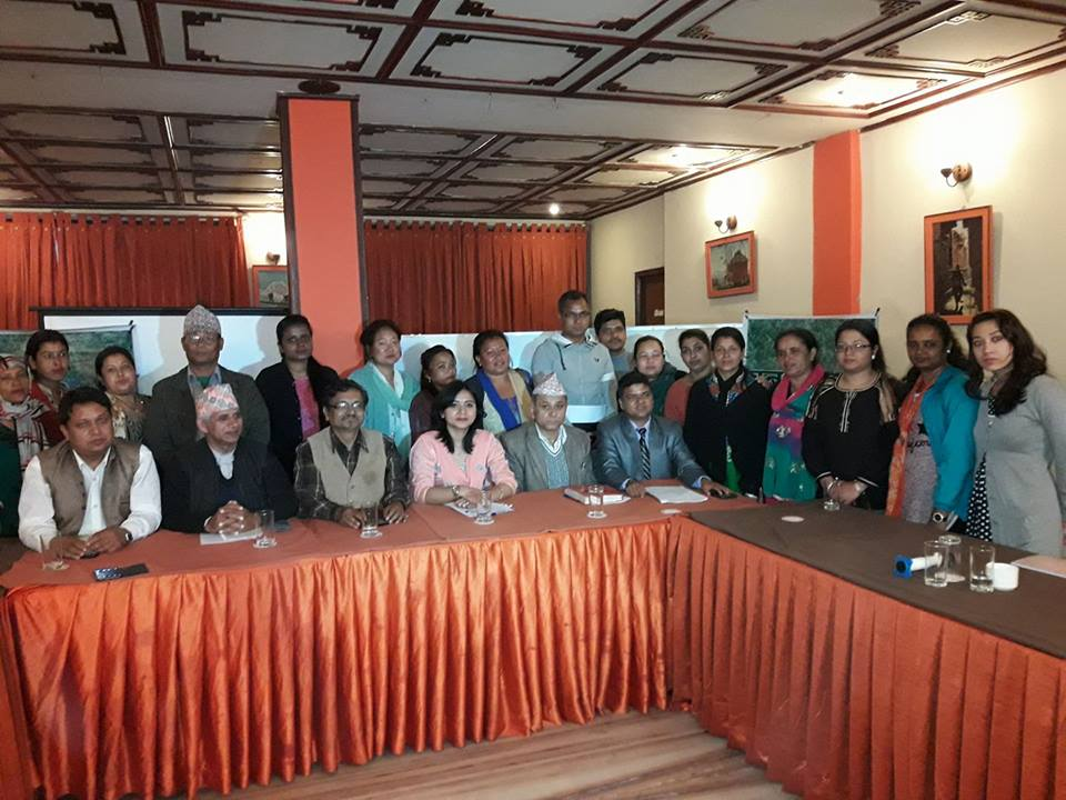 FOREST AND FARM PRODUCER ORGANIZATIONS RAISE ISSUES AND FORGE PARTNERSHIP AT A FORESTRY KNOWLEDGE EXCHANGE IN NEPAL