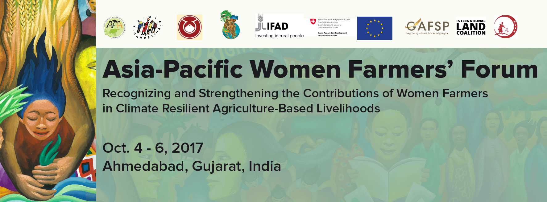 Asia-Pacific Women Farmers' Forum
