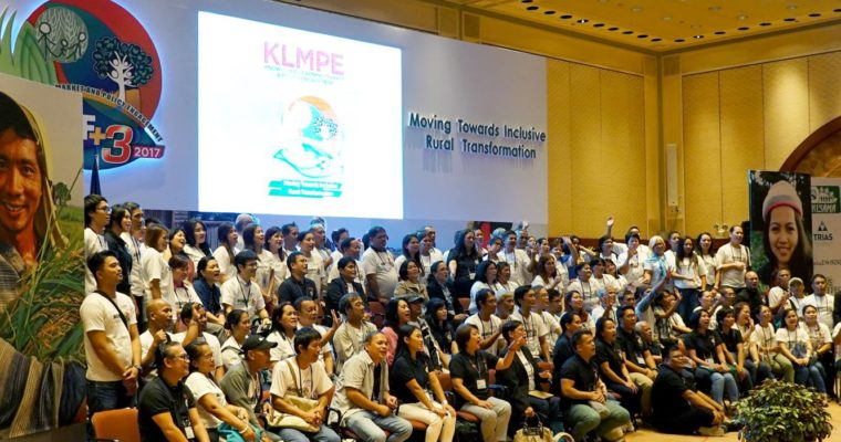 IYFF+3-KLMPE: Moving Towards Inclusive Rural Transformation
