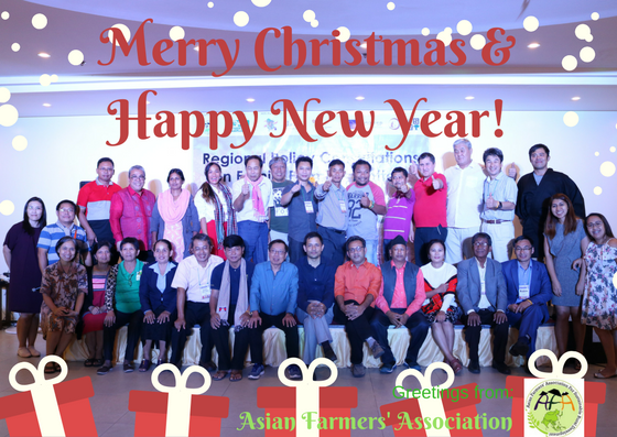 Happy holidays from AFA!