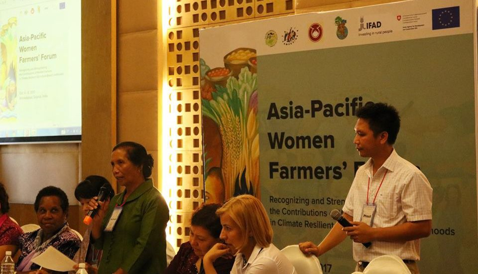 Bouachanh Sivilay: Organic Farmer Association of Paek District (Laos)