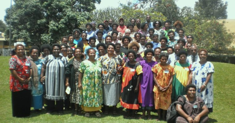 Educate the women: Papua New Guinea Women in Agricultural Development Foundation (PNGWiADF)
