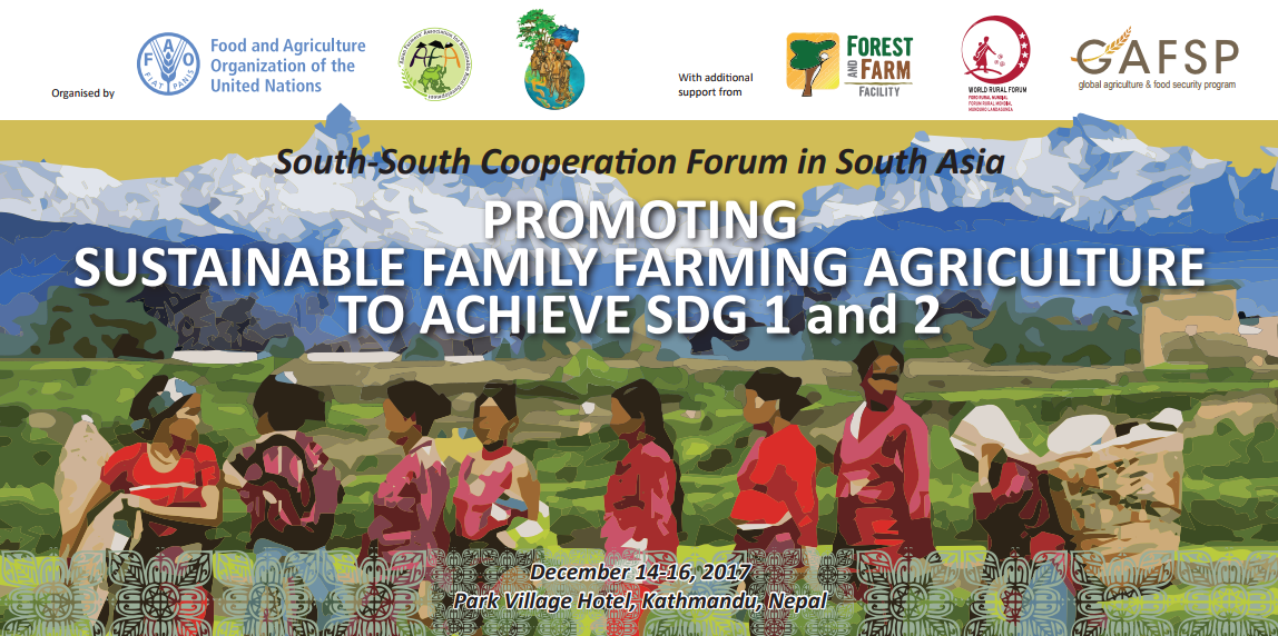 South-South Cooperation Forum in South Asia