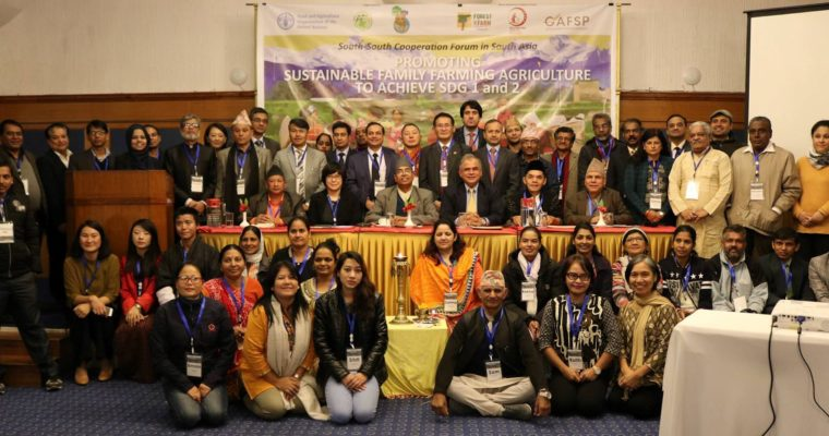 South-South Cooperation Forum centers on sustainable agriculture, SDGs, women, & youth
