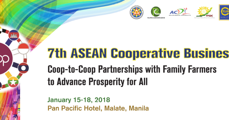 7th ASEAN Cooperative Business Forum Statement of Commitment