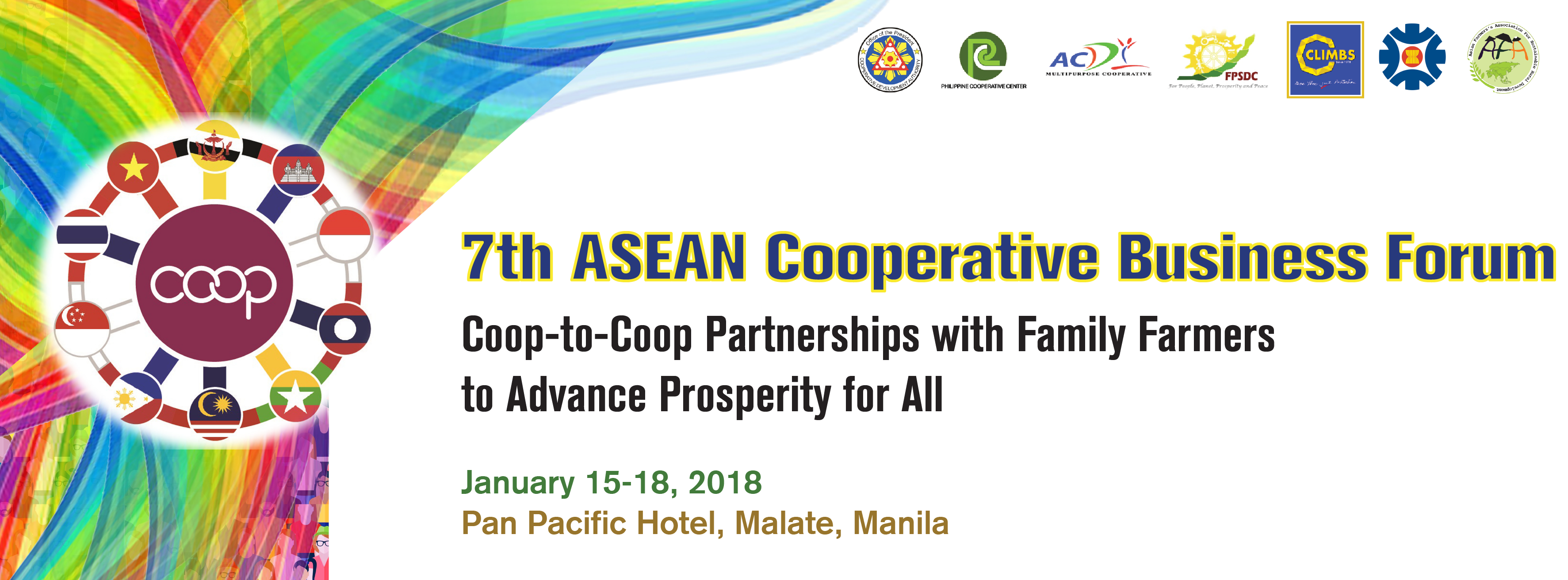 AFA co-convenes 7th ACBF in Manila