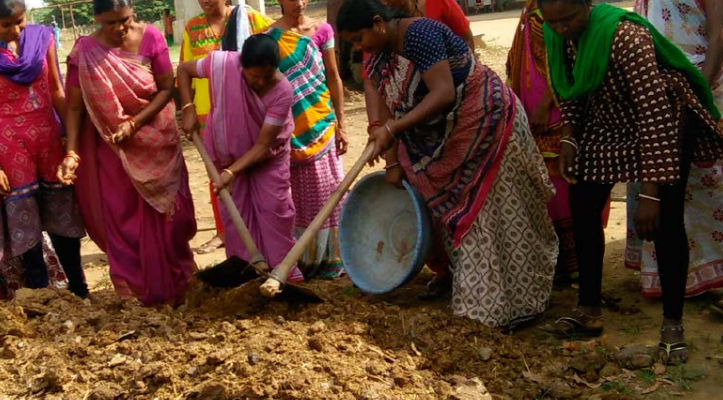 [India] Organic agriculture nurtures the soil and feeds the community