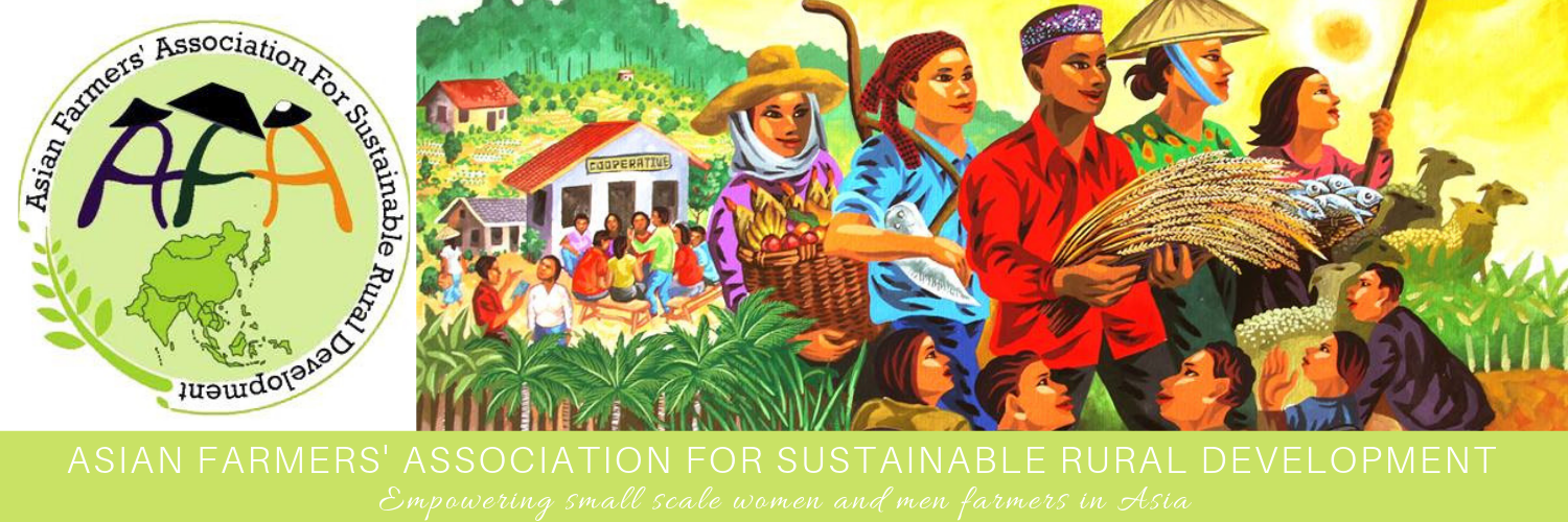 Asian Farmers Association for Sustainable Rural Development