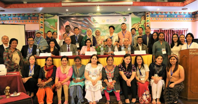 Regional Consultation Workshop on Promoting Gender Sensitive Value Chain and Women's Empowerment for Sustainable Food System in South Asia